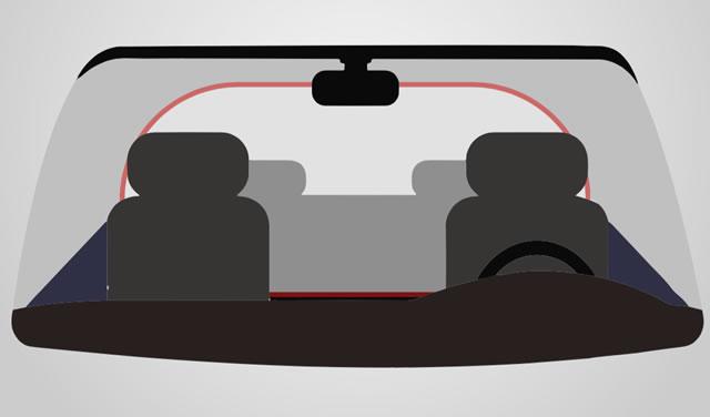 Mampara especial taxis y vehículos